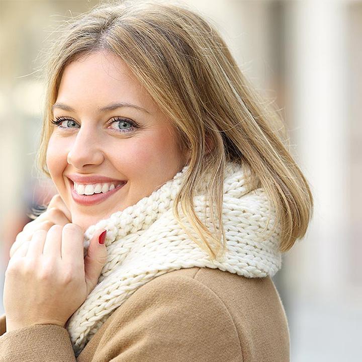 Luce dientes blancos estas Navidades: Blanqueamiento Dental